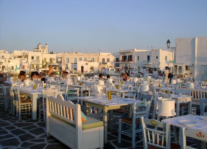Paros: Seven reasons to visit the beautiful Greek island