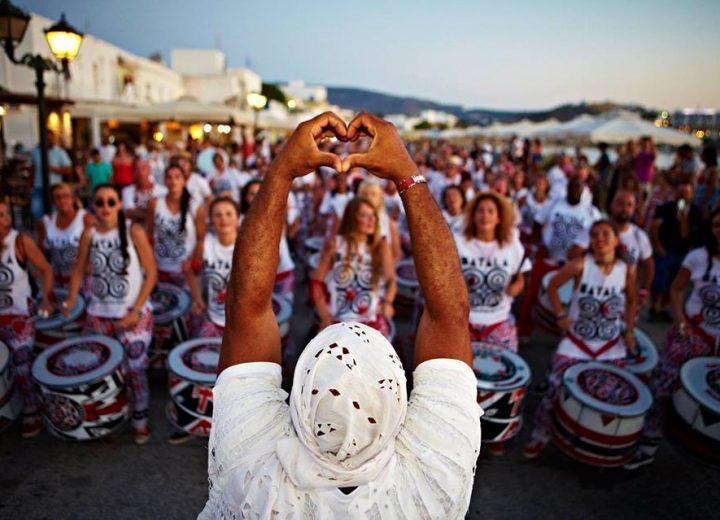 Batala Encontro 2017 – Paros Grecia